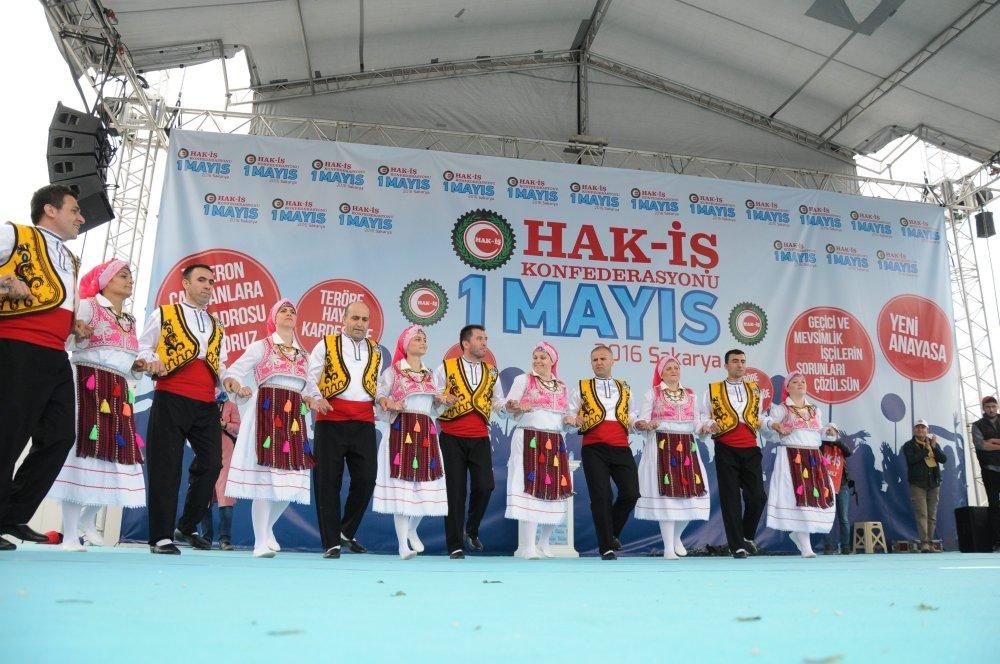 1 MAYIS KUTLAMALARI, SAKARYA, 2016
