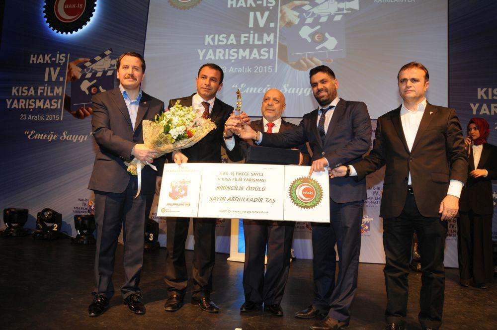 HAK-İŞ IV.KISA FİLM FESTİVALİ