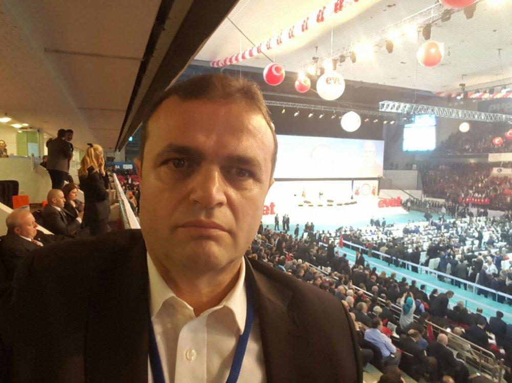 YILDIZ, AK PARTİ KAMPANYA TANITIM TOPLANTISINA KATILDI