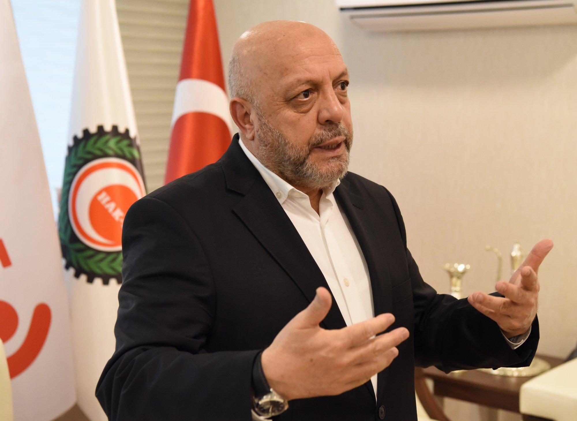 """""""ASGARİ ÜCRETTEKİ ARTIŞ BEKLENTİLERİ KARŞILAMIYOR"""""""