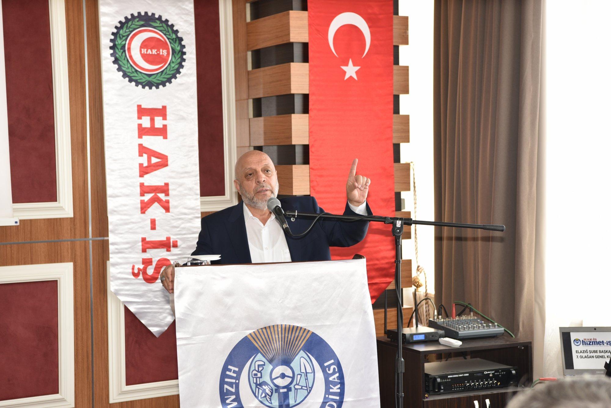 ARSLAN'DAN İSRAİL'İN YAHUDİ ULUS DEVLET YASASINA TEPKİ