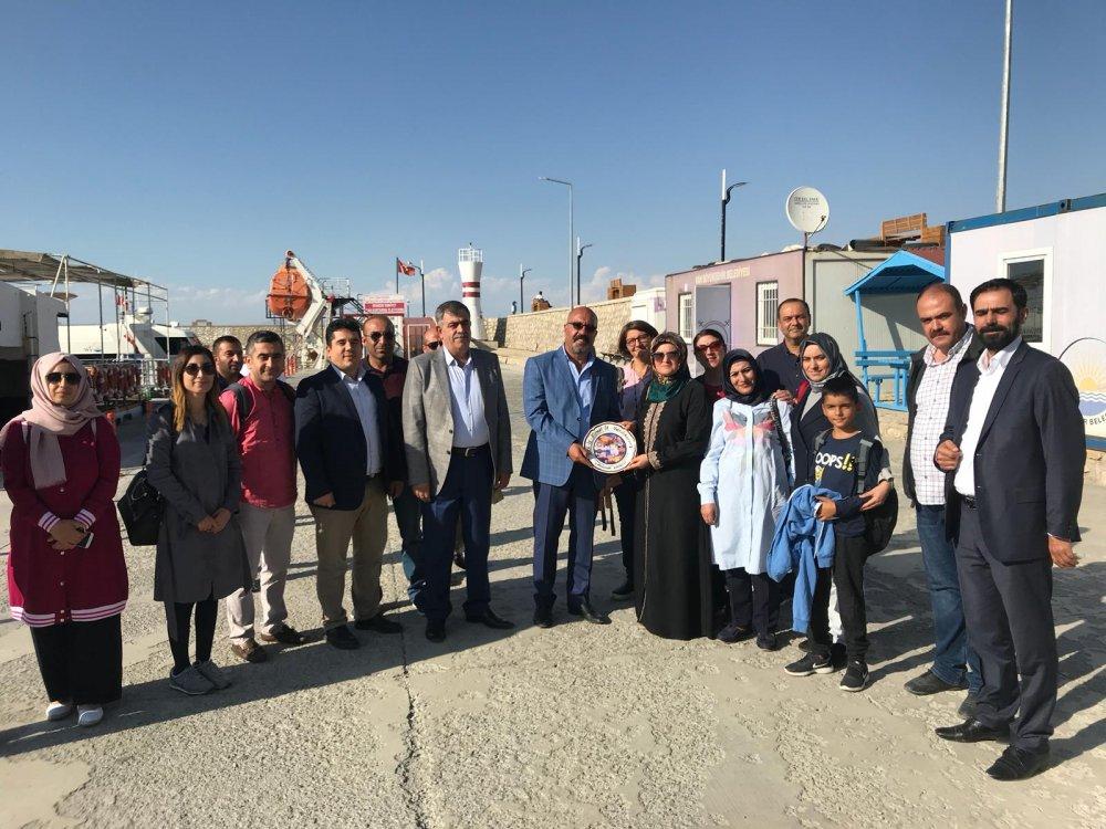 HAK-İŞ KADIN KOMİTESİ'NDEN 19 EYLÜL'DE GAZİ ZİYARETİ