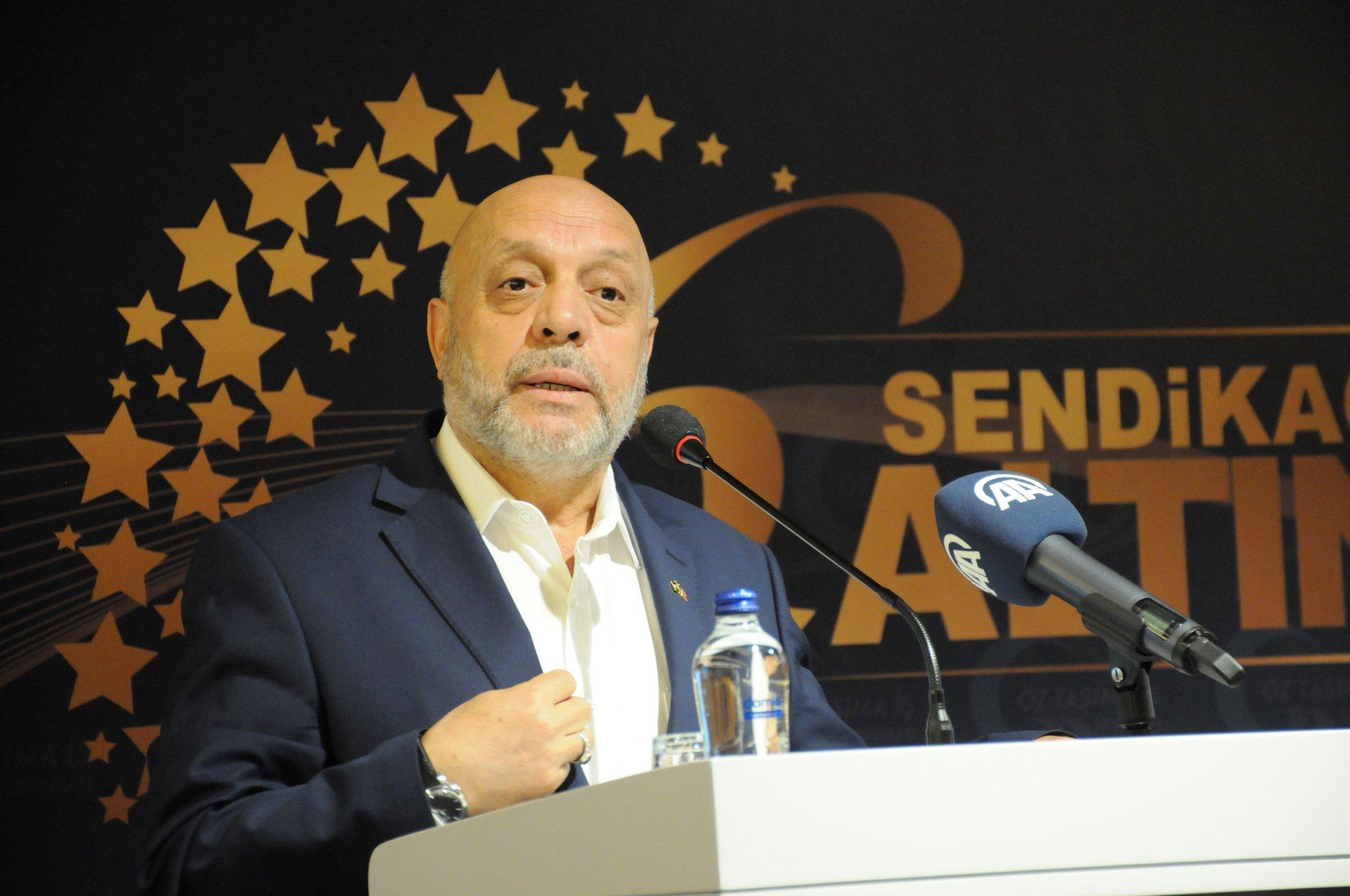 """ARSLAN: """"İŞ KAZALARINI ÖNLEMENİN YOLU SENDİKAL ÖRGÜTLÜLÜKTÜR"""""""