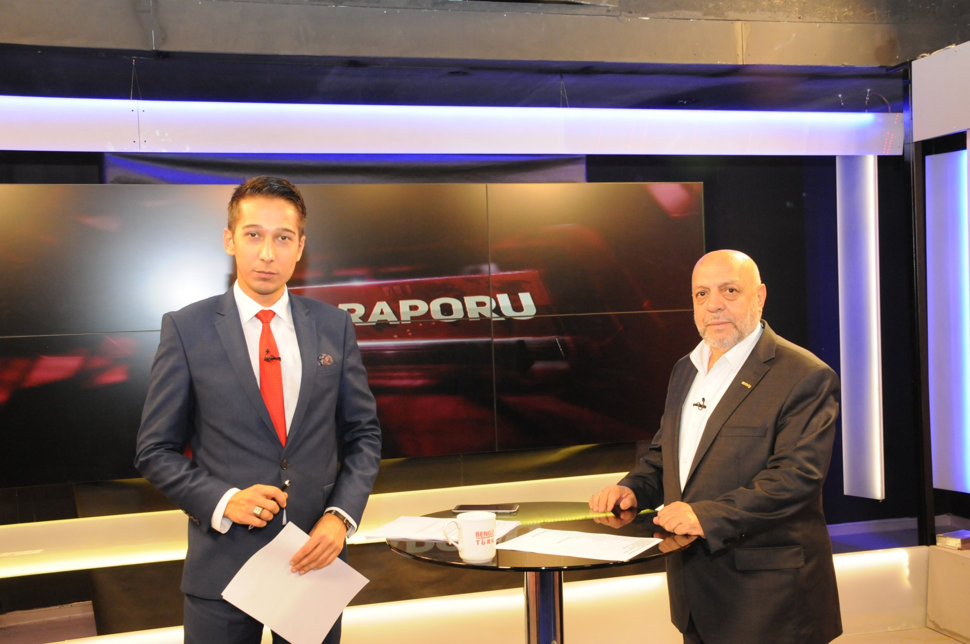 ARSLAN BENGÜTÜRK TV CANLI YAYININA KATILDI