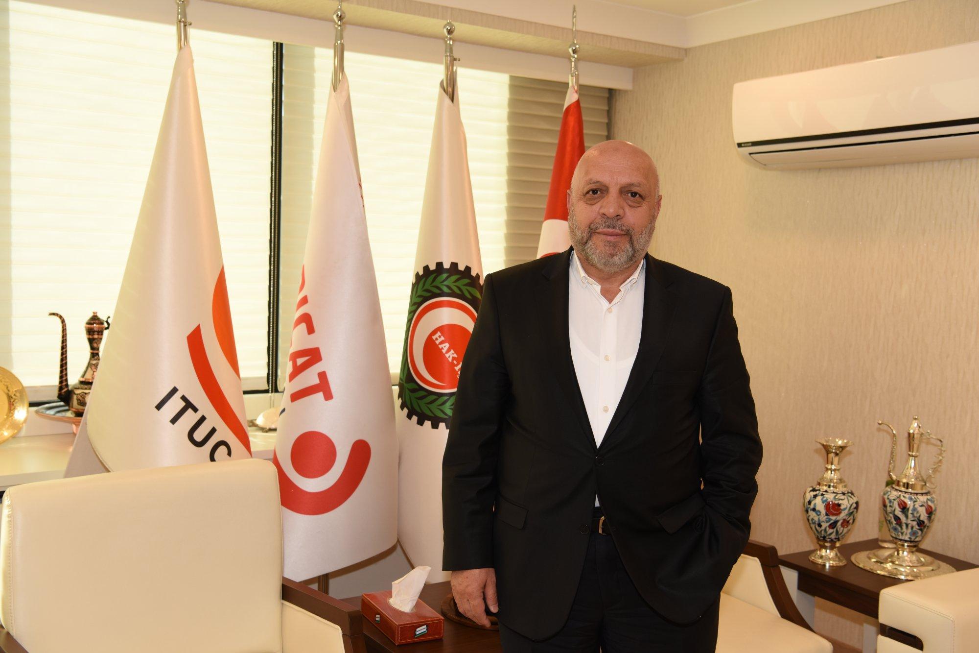 HAK-İŞ'TEN ENFLASYON ZAMMI MEKTUBU