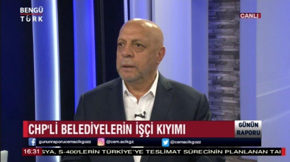 ARSLAN, BENGÜTÜRK TV'NİN CANLI YAYIN KONUĞU OLDU
