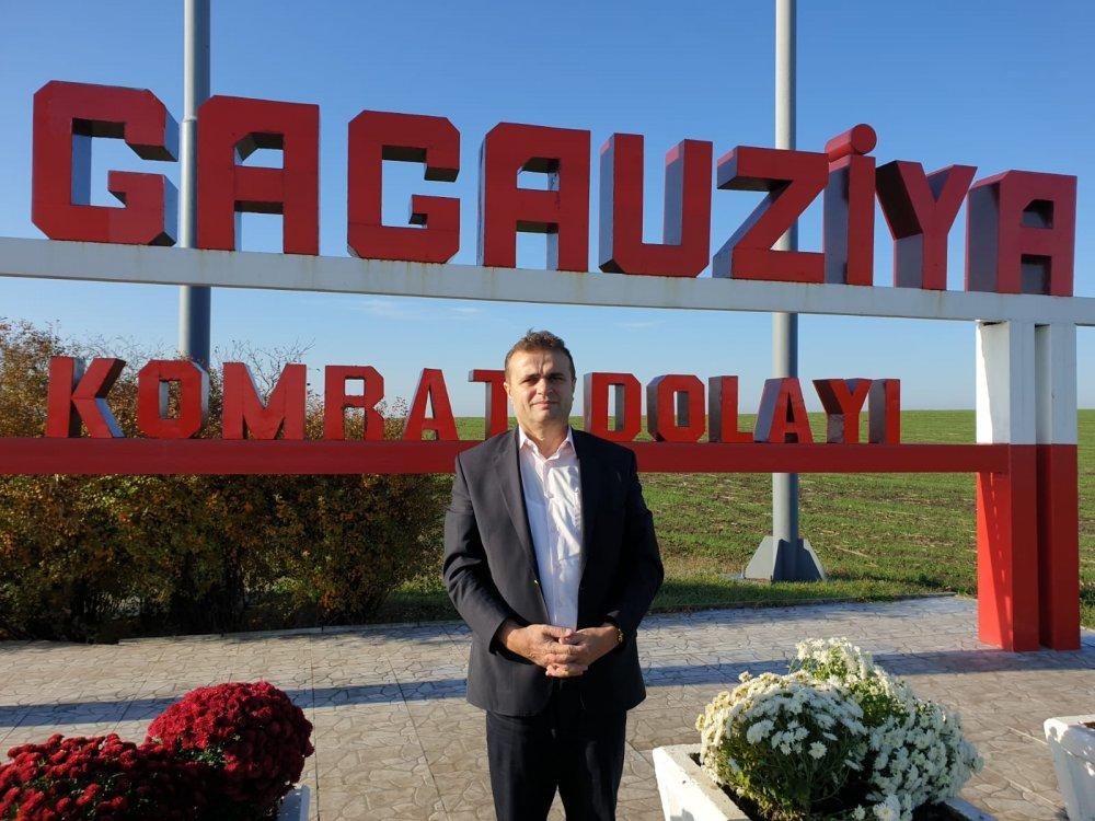 YILDIZ, GAGAVUZYA'DA YATIRIM KONULU ULUSLARARASI FORUMA KATILDI