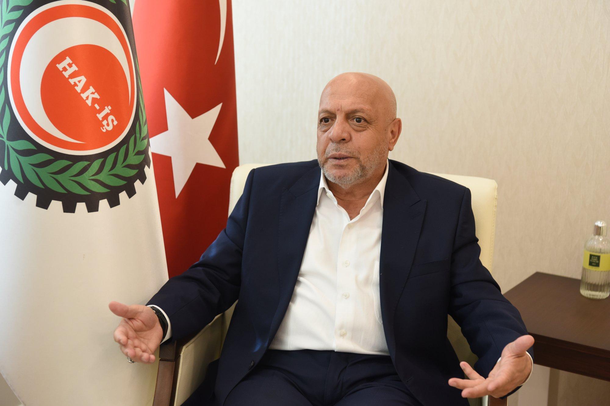 ARSLAN KORONAVİRÜS'ÜN ÇALIŞMA HAYATINA ETKİLERİNİ DEĞERLENDİRDİ