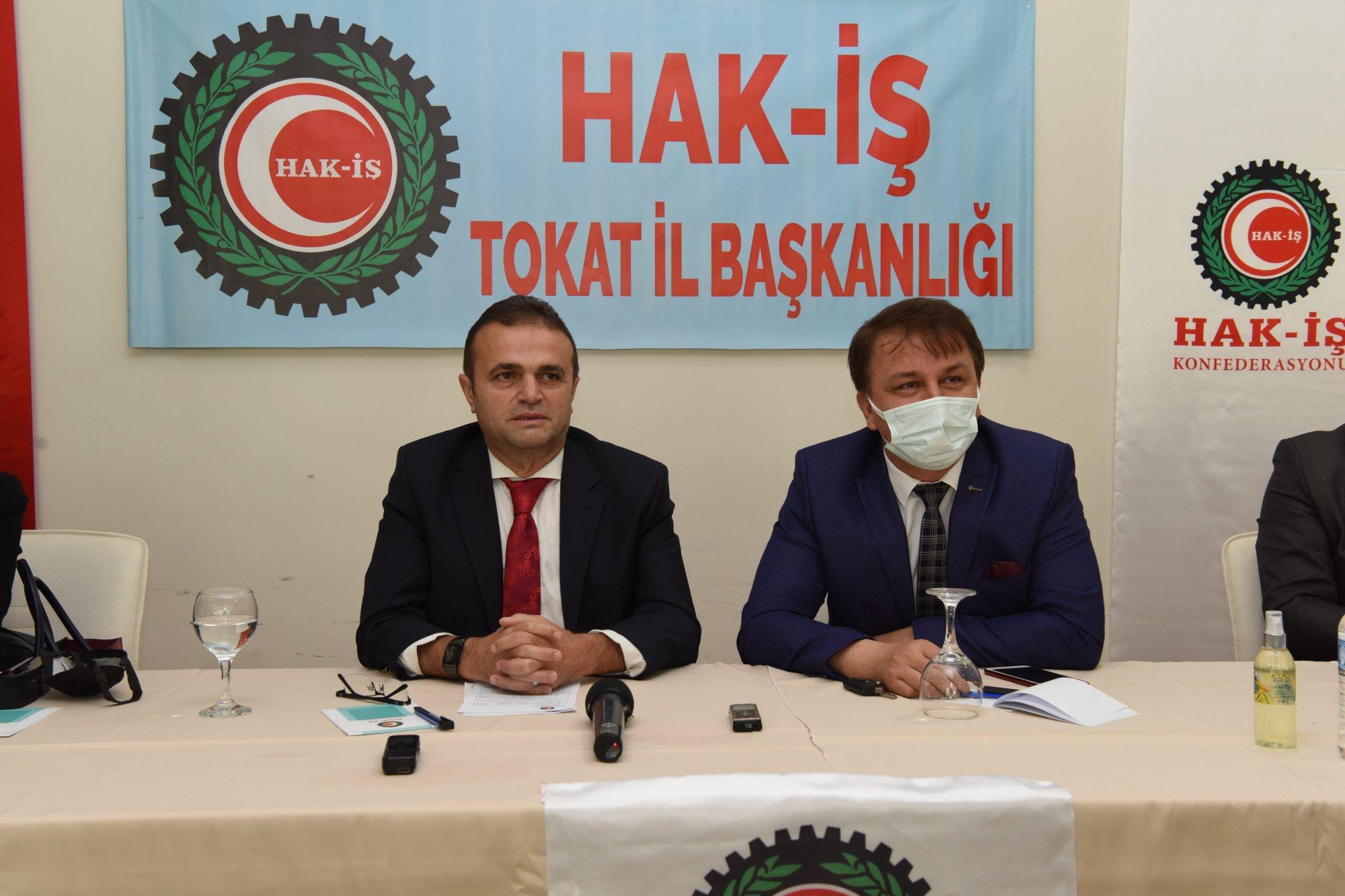 """""""SENDİKACILIK BİR İDDİADIR, BİR MÜCADELEDİR"""""""