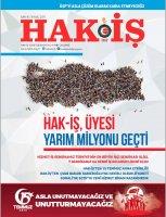 HAK-İŞ DERGİSİ 15.SAYI