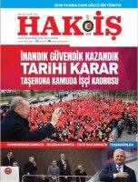 HAK-İŞ DERGİSİ 16.SAYI