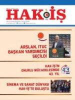 HAK-İŞ DERGİSİ 19.SAYI